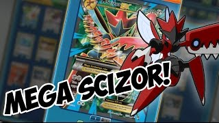 Impervious Mega Scizor EX! Pokemon Trading Card Game Online(Today we'll take a look at the brand new, Mega Scizor EX deck! ****** Pokémon Trading Card Game Deck List ****** Pokémon - 14 1 Shaymin-EX ROS 106 1 ..., 2016-02-10T11:00:02.000Z)