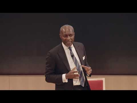 Roosevelt Ogbonna Monologue at The Africa Business Club at Harvard Business School.