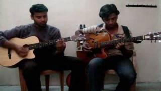 pukarta chala hu main guitar intro & chords