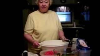 Mamaw Susan Pearces Tomato Dip Part 1
