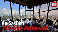 "Restaurant ""Franziska"" – Frankfurts neues Himmel-Reich"