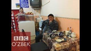 Мигрантлар юки нега Ўзбекистонга етиб бормаяпти? - BBC O'zbek