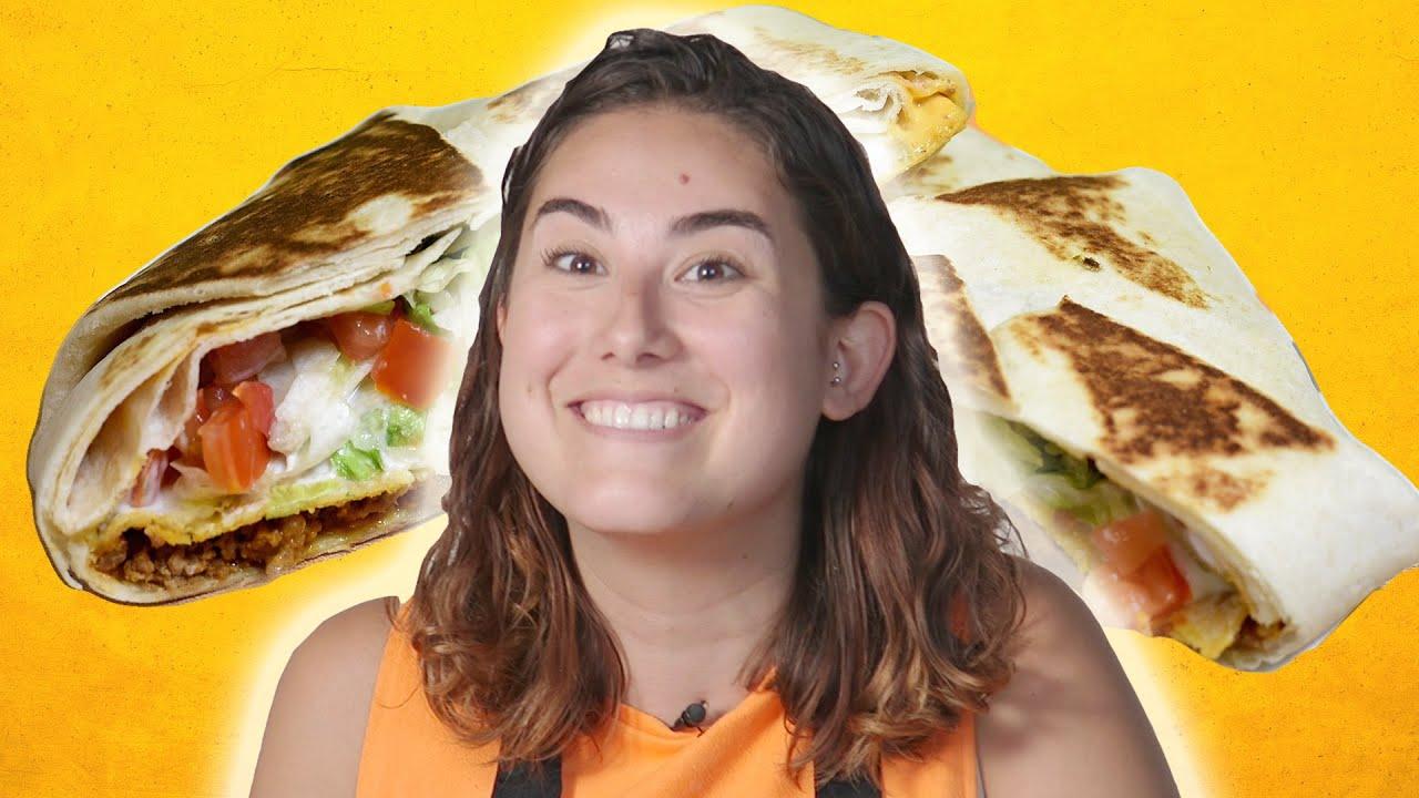 Fast Food vs. Homemade: Taco Bell's Crunchwrap Supreme