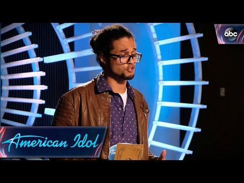 Cody Martin Auditions for Idol by Singing Happy Birthday to Katy Perry - American Idol 2018 on ABC