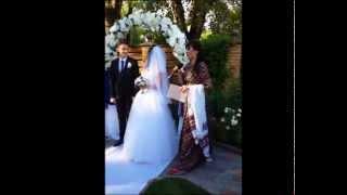 Свадьба Паши и Ксюни 29 08 2014 часть 3 (церемония)
