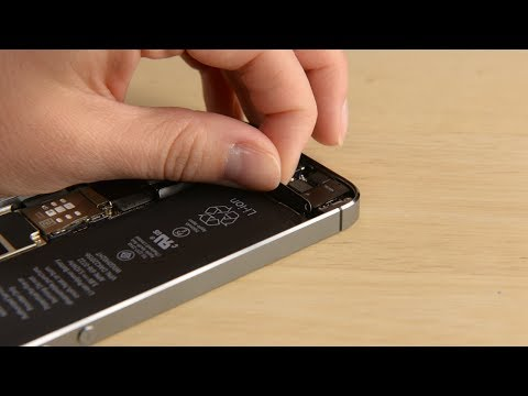 How To: Replace the Battery in your iPhone 5s