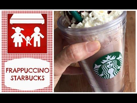 Frappuccino di Starbucks fatto in casa/ Frappuccino Starbucks Recipe (Dolci) 2C+K