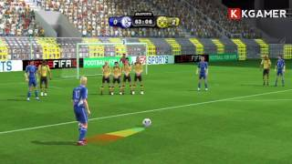 Fifa 10 Wii - Gameplay Review