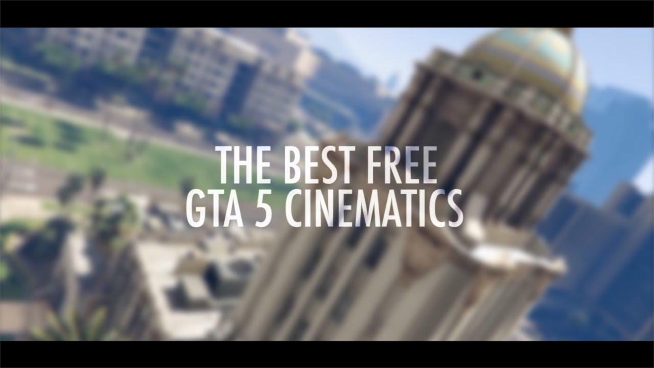 Gta  Cinematics Free To Use