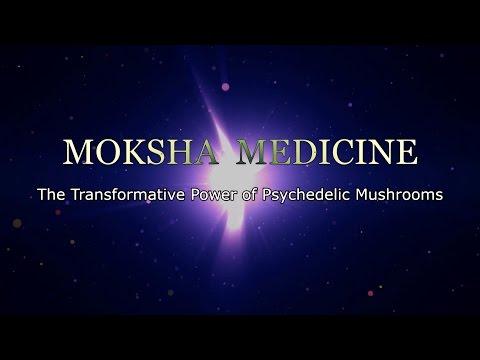 Moksha Medicine: The Transformative Power of Psychedelic Mushrooms - psilocybin documentary