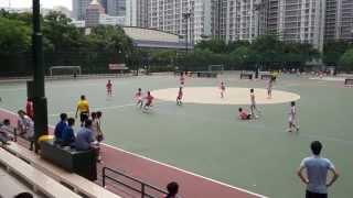 2013年國慶盃葵青區小學組4強戰