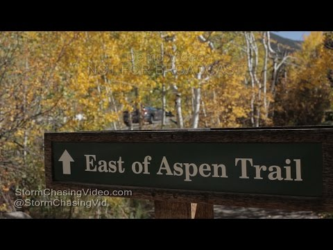 Independence Pass Fall Foliage, Aspen CO - 9/26/2016