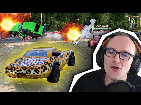 Kann Jay das PERFEKTE Wreckfest Auto finden?
