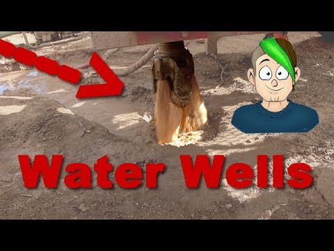 Water Well Drilling - How It Works!