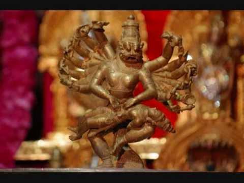 Sri Shodasha Bahu Narasimha Ashtakam written by Sri Vijayendra tirtha