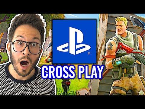PLAYSTATION A CÉDÉ ! Le Cross-Play Fortnite Annoncé ! (+ Packs Et Saison 6)