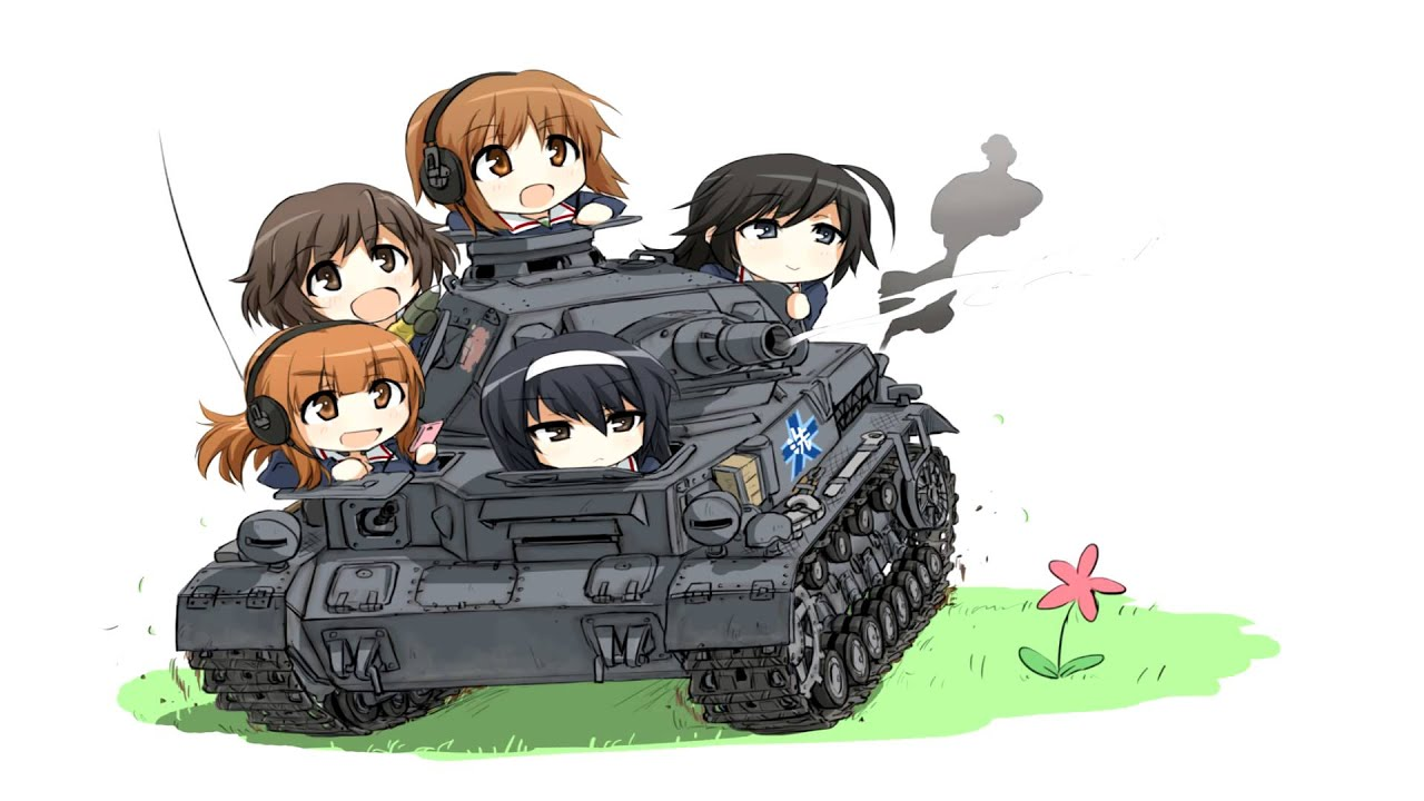 girls und panzer bs
