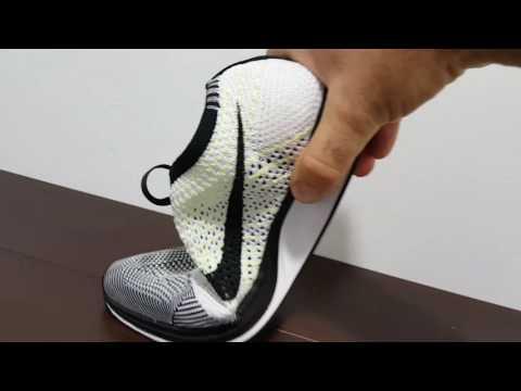 Análisis rápido de la Nike Flyknit Racer.