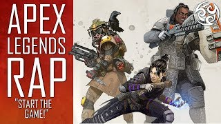 "♫ APEX LEGENDS RAP [PL] - ""Start The Game!"" 