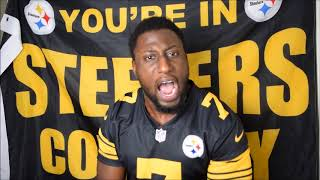 Steelers vs Bears Reaction