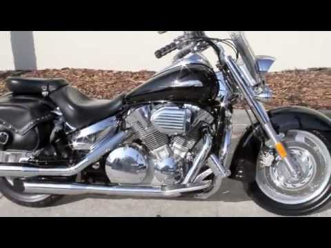 USED MOTORCYCLES FOR SALE - 2007 HONDA VTX 1300 MOTORCYCLE - YouTube