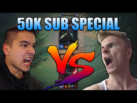 LOZO vs BROFRESCO - 50K SUBSCRIBER SPECIAL & SOCIAL MEDIA