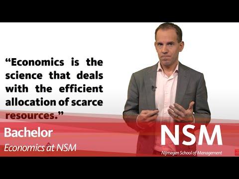 Economics at Nijmegen School of Management