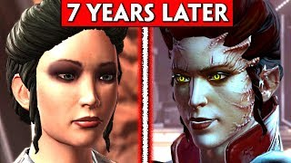 Darth Malora REACTS™ To You 7 Years Later (Based on What You Did on Korriban) SWTOR Jedi Under Siege
