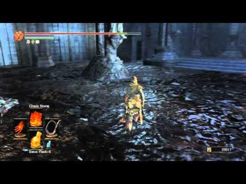 Dark Souls 3 Sun Princess Ring INFO Location
