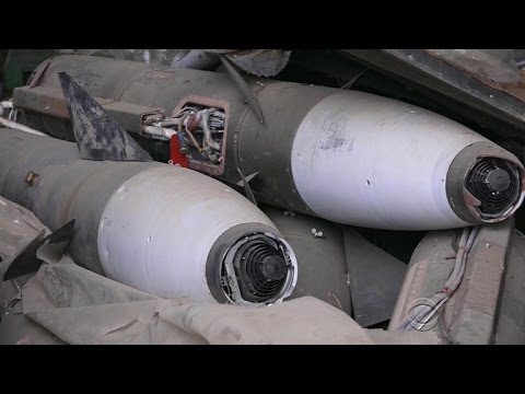 U.S. believes ISIS' bomb-making research includes new generation of powerful explosives