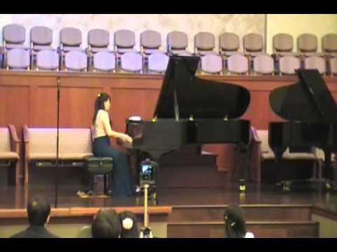 Jo-Ying Hong 2014 (1) - Chopin Etude Op.25 No.7 in C-Sharp minor