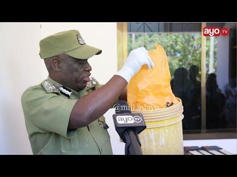 Polisi Dodoma kuhusu jamaa aliyetengeneza tukio la kuvamiwa