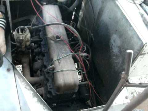 Chevy 235 Inline 6 For Sale On Rockford Craigslist Youtube