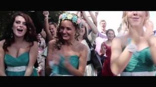 Свадебный клип Славы и Лилии 15.08.15