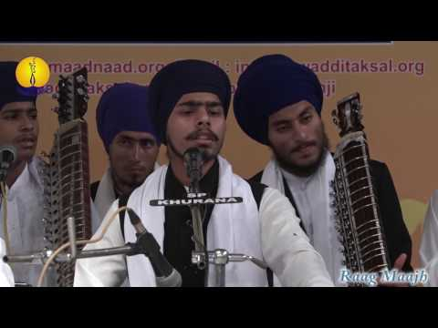 25th AGSS 2016: Raag Maajh Students of Jawaddi Taksal