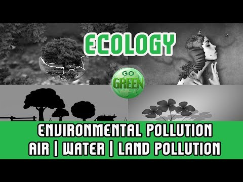 Pollution- Air Pollution | Water Pollution | Land Pollution
