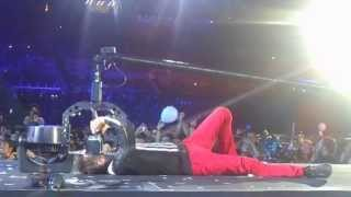 Blackout - Muse Summer Tour @ Stadio Olimpico Roma 06-07-2013