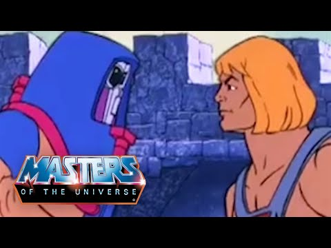 He Man Official | The Mystery of Man-E-Faces | He Man Full Episode