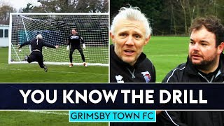 The Four Finish Challenge | You Know The Drill | Grimsby Town FC