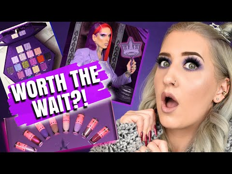 REACTING TO JEFFREE STAR BLOOD LUST COLLECTION!