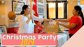 CHRISTMAS PARTY 2019  [Amazing Gifts]