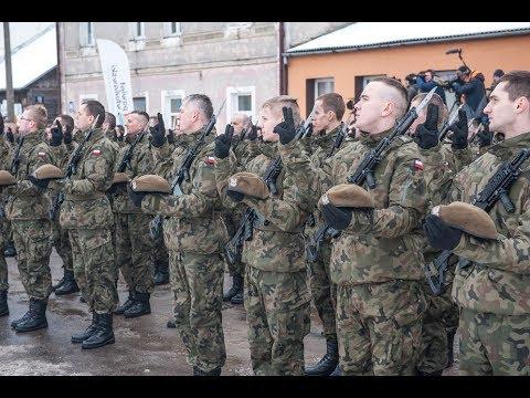 Mateusz Morawiecki podczas uroczystości we Włodawie