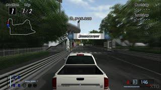 gran turismo 4 dodge ram 1500 laramie hemi quad cab 04 ps2 gameplay hd