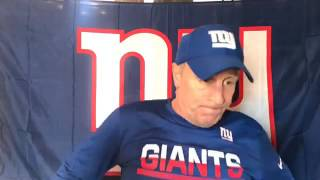 Giants Locker Room: We Were Just Torsos   Football   NY Giants   Vic DiBitetto