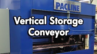 The Pac-rak Vertical Storage Carousel