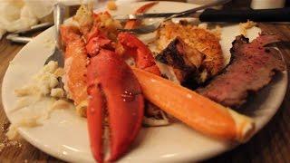 FAMILY DINNER AT ORLANDO LOBSTER BUFFET | TwinMomPlus1