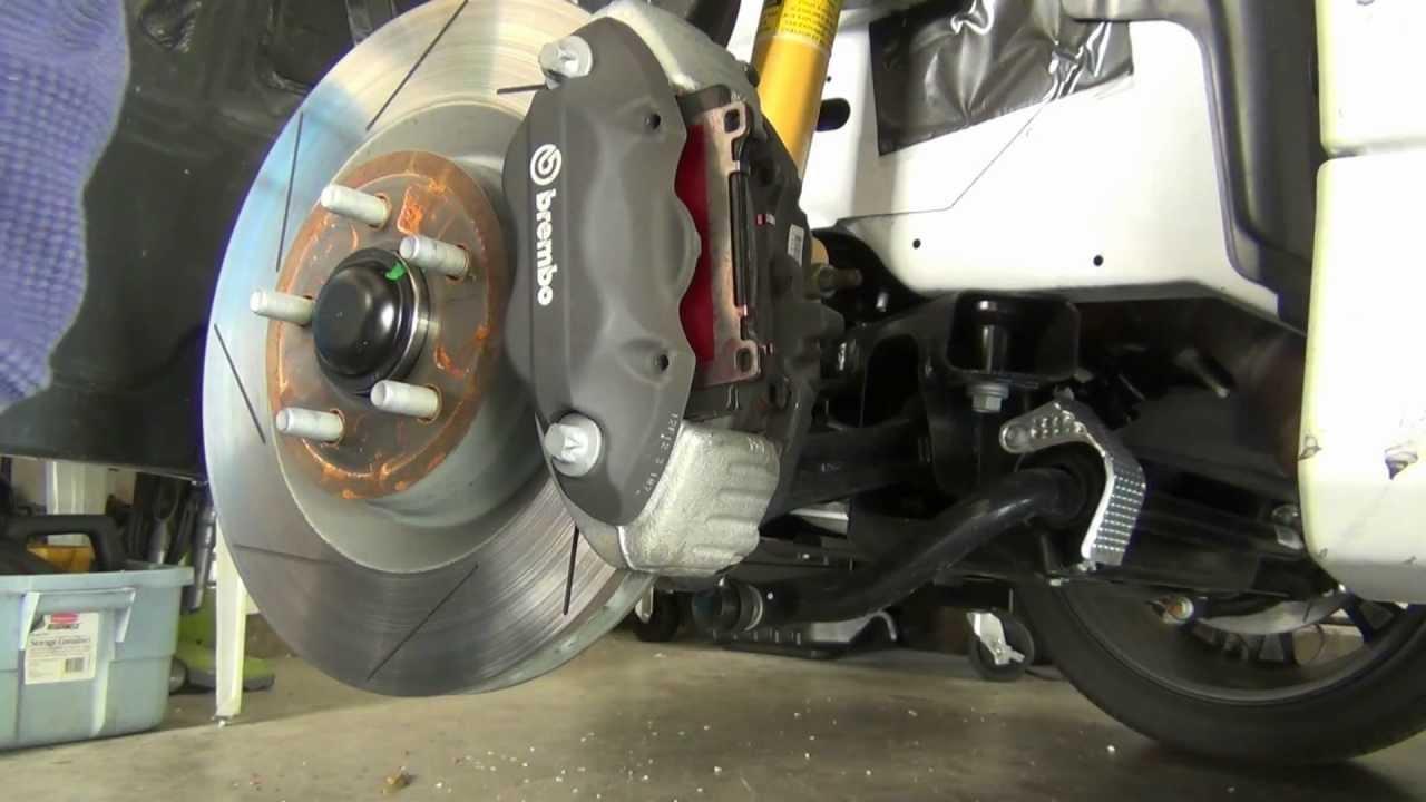 Brembo Brake Pads >> 2013 Dodge Charger SRT8 Superbee: Episode 7 Vlog: The ...