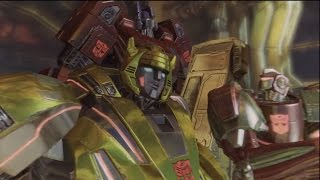 Transformers: Fall Of Cybertron - Chapter 1: The Exodus (Bumblebee) [not the demo]