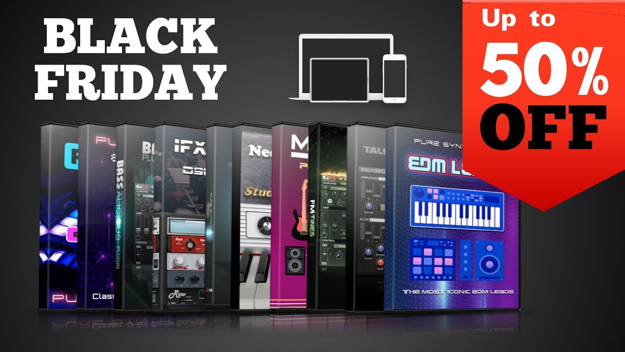 Black Friday Sales Week Starts Now and Ends December 1