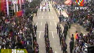Desfile de Huaycán - I.E. Nº 1255 2014